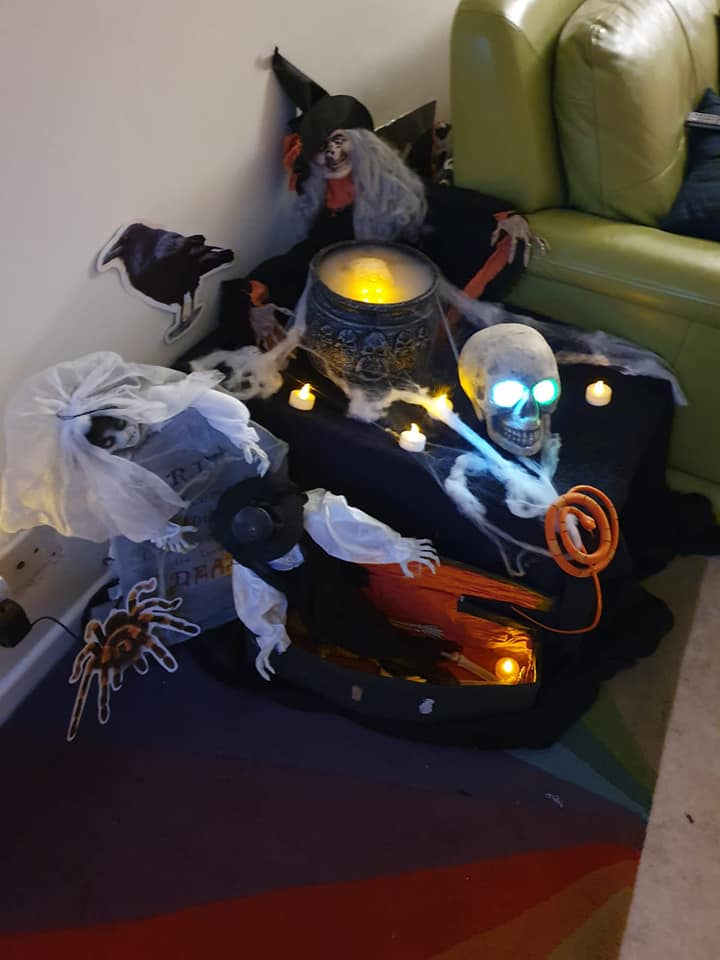 photo of halloween at operation friendship